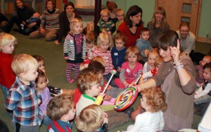 """""""Encouraging young children to listen to music, channels their incredible energy as well as helping them to develop confidence and other skills such as maths and language."""""""